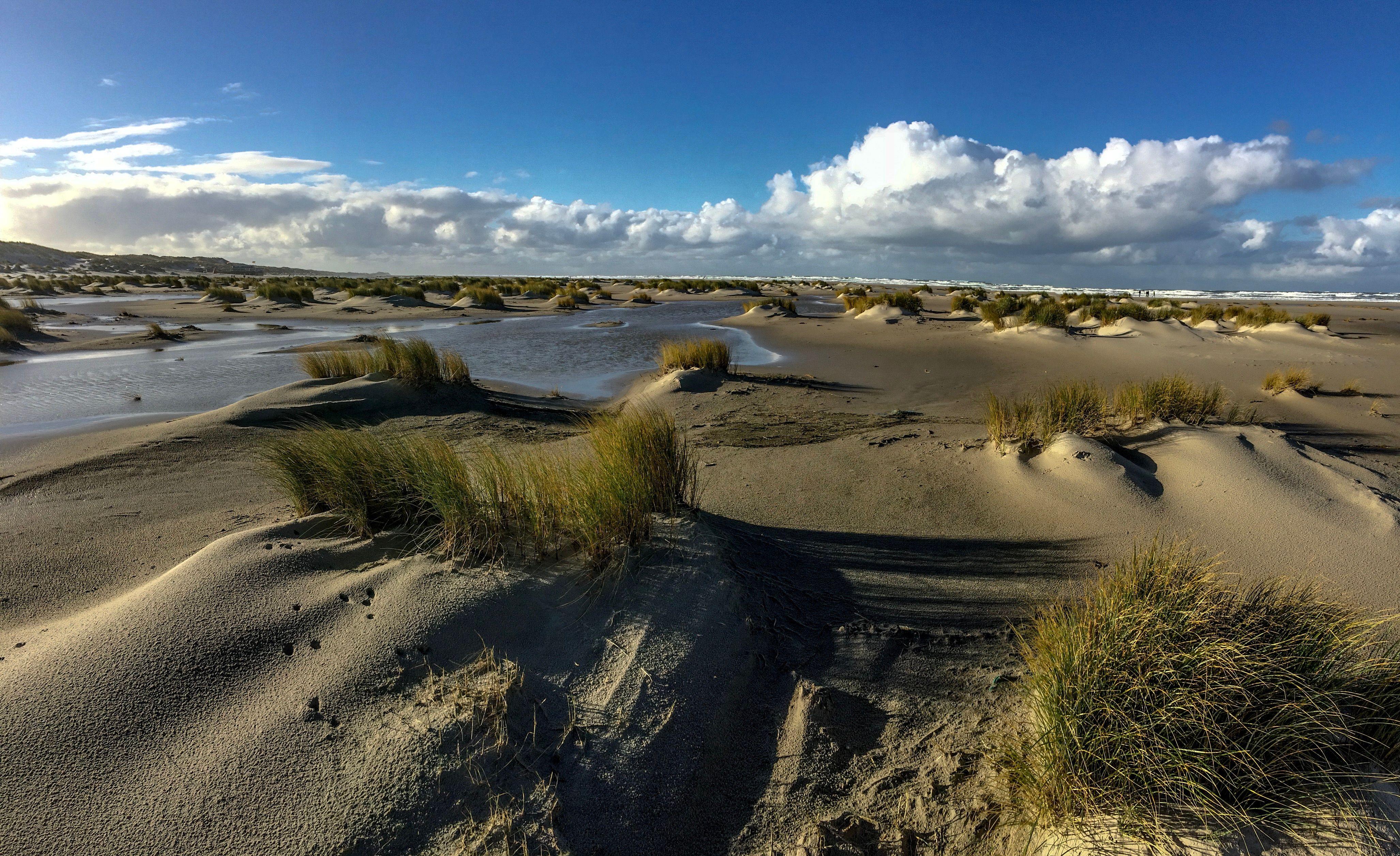 Strand van Midsland aan Zee